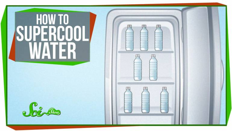 How to Supercool Water